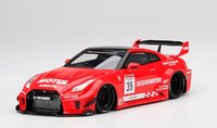 LB-Silhouette WORKS GT NISSAN 35GT-RR in 1:18 scale by Topspeed