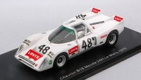 CHEVRON B16 MAZDA NO.48 24H LE MANS 1970 J. VERNAEVE in 1:43 scale by Spark