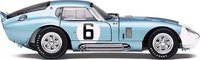 1964 Cobra Daytona #6 Le Mans in 1:18 Scale by Exoto