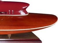 Thunderboat Speedboat Model by Authentic Models