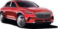 Mercedes-Maybach U. L. Resin Model in 1:18 Scale by Schuco