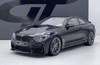BMW M4 CS in Black Sapphire 1:18 Scale by GT Spirit