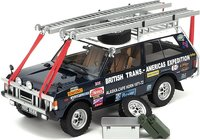 RANGE ROVER THE BRITISH TRANS-AMERICAS EXPEDITION in 1:18 scale by Almost Real