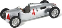 1936 Auto Union Type C Start No. 4 by CMC in 1:18 Scale