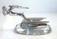1932 Chrysler hood Ornament paperweight
