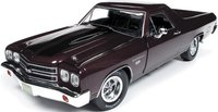 1970 Chevrolet El Camino 100th Anniversary in 1:18 Scale by Auto World