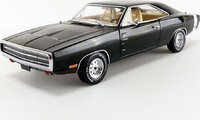1970 Dodge Charger Supernatural in 1:18 Scale by Greenlight