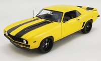 1969 Chevrolet Camaro Z/28  Diecast Model by Acme in 1:18 Scale