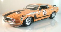 1970 FORD BOSS 302 TRANS AM MUSTANG by Acme in 1:18 Scale