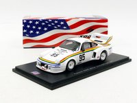 1977 Porsche 934/5 No.95 Winner Daytona Finale Model Car in 1:43 Scale by Spark