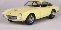 Ferrari 250 GT Prototype S/N 3849 GT Paris Motor Show 1962 in 1:18 Scale by BBR