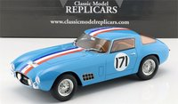 1957 Ferrari 250 GT Berlinetta Competizione Tour de France in 1:18 scale by CMR