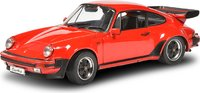 Porsche Turbo 930 red in 1:12 scale by Schuco