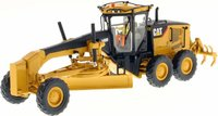 Cat® 140M Motor Grader in 1:50 scale by Diecast Masters