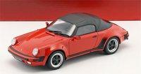 Porsche 911 3.2 Speedster Red in 1:18 Scale by GT Spirit