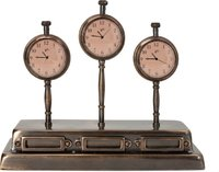 World Clock Madison by Authentic Models