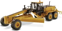 Cat® 24M Motor Grader in 1:50 scale by Diecast Masters