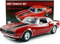 1967 427 Camaro Diecast Model by Acme in 1:18 Scale