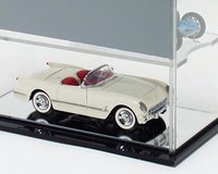2 car display with mirrored bottom - 1:18 Display Case by NCaseIt