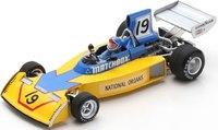 SURTEES TS16 NO.19 BRITISH GP 1975 DAVE MORGAN in 1:43 scale by Spark