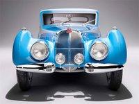 1937 Bugatti 57SC Atalante sn57523 in 1:18 Scale by Ilario