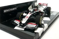 HAAS F1 TEAM VF-20 KEVIN MAGNUSSEN AUSTRIAN GP 2020  in 1:43 scale by Minichamps