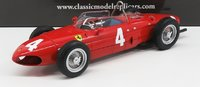 Ferrari F1 Dino 156 Sharknose Winner British Grand Prix 1961 in 1:18 scale by CMR
