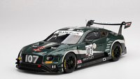 Bentley Continental GT3 #107  M-Sport in 1:18 Scale by TopSpeed
