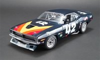 1970 Plymouth Trans Am Cuda #42- Swede Savage in 1:18 Scale by Acme