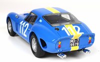 1962 Ferrari 250 GTO #112 Targa Florio Model in 1:18 Scale by BBR