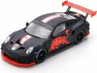 Porsche GT2 RS Clubsport Red Bull 2019 in 1:18 Scale by Spark