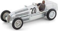 1934 Mercedes-Benz W25, Eifelrennen # 20 M. v. Brauchitsch Diecast Model Car by CMC in 1:18 Scale Diecast Model Car by CMC in 1:18 Scale