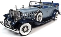 1932 Cadillac V16 Sport Phaeton in 1:18 Scale by  Auto World