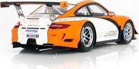 2010 Porsche 997 GT3 R Hybrid Model Car in 1:18 Scale by Spark