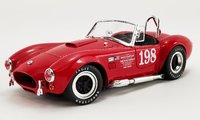 1965 SHELBY COBRA 427 S/C #198 in 1:18 scale by Shelby Collectibles