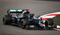 Mercedes Amg Petronas Formula One Team W11 Eq Performance   Lewis Hamilton 1:43 Scale by Minichamps