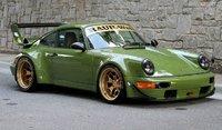 Porsche RWB Body Kit in 1:18 Scale by GT Spirit