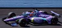 2021 NTT IndyCar Series #51 Romain Grosjean in 1:18 scale by Greenlight