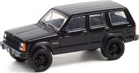 1990 Jeep Cherokee in 1:64 scale by Greenlight