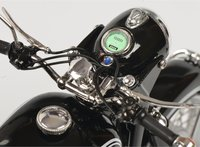 BMW R69S w. Single Seat in 1:10 Scale by Schuco