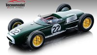 Lotus 18 Championship #22 1960 French GP  in 1:18 Scale by Tecnomodel