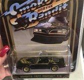 Smokey and the Bandit Pontiac Firebird Trans Am 1:64 Scale by Greenlight