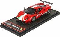 Ferrari 488 GT3 2020 in 1:43 scale by BBR