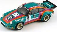 Porsche 911 RSR 3.0, No.5, D.R.M 1975, Bob Wollek Diecast Model Car in 1:18 Scale by Spark