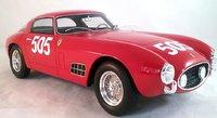 1956 Ferrari 250 GT Berlinetta Competizione Winner Mille Miglia in 1:18 scale by CMR