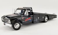 """1967 Chevrolet C-30 Ramp Truck-""""Heartbeat of America"""" in 1:18 scale by Acme"""