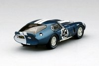 Shelby Daytona Coupe CSX2601 #48 1965 Monza 1000Km Model Car in 1:43 Scale by Truescale Miniatures