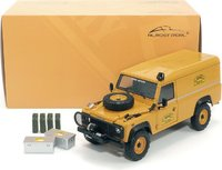 Land Rover 110 Camel Trophy Borneo Support Unit 1985 in 1:18 scale by Almost Real