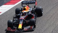 RED BULL RACING HONDA RB16B 2ND SPANISH GP 2021 MAX VERSTAPPEN in 1:43 scale by Spark