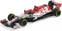 ALFA ROMEO RACING F1 C39 KIMI RAIKKONEN in 1:18 scale by Minichamps